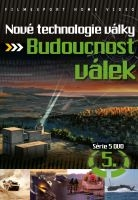 Nové technologie války 5: Budoucnost válek - digipack DVD