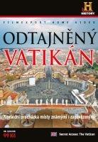 Odtajněný Vatikán - digipack DVD