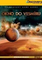 Okno do vesmíru - speciální kolekce 4 DVD