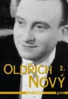 Oldřich Nový 2 - Zlatá kolekce 4 DVD