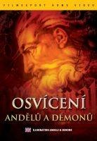 Osvícení andělů a démonů - digipack DVD