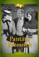 Pantáta Bezoušek - digipack DVD