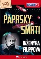 Paprsky smrti inženýra Filippova - papírová pošetka DVD
