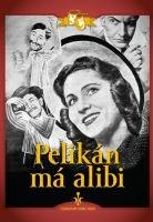 Pelikán má alibi - digipack DVD