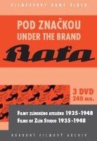 Pod značkou Baťa - speciální kolekce 3 DVD
