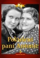 Pokušení paní Antonie - digipack DVD