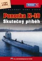 Ponorka K-19: Skutečný příběh - papírová pošetka DVD