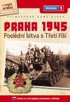 Praha 1945: Poslední bitva s Třetí říší - papírová pošetka DVD