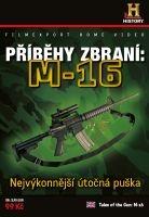 Příběhy zbraní: M-16 - digipack DVD