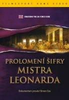 Prolomení šifry mistra Leonarda - digipack DVD