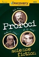 Proroci science fiction - papírová pošetka DVD