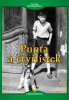 Punťa a čtyřlístek - digipack DVD