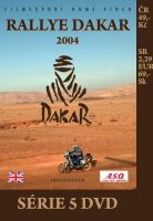 Rallye Dakar 2004 - papírová pošetka DVD