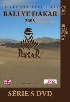 Rallye Dakar 2005 - papírová pošetka DVD