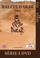 Rallye Dakar 2006 - papírová pošetka DVD