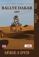 Rallye Dakar 2007 - papírová pošetka DVD