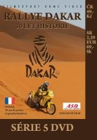 Rallye Dakar - 30 let historie - papírová pošetka DVD