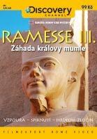Ramesse III.: Záhada královy mumie - digipack DVD
