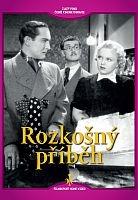 Rozkošný příběh - digipack DVD