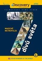 Sedm divů světa 2: Magické metropolis - papírová pošetka DVD