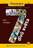 Sedm divů světa 3: Divy Východu - papírová pošetka DVD