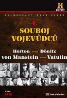 Souboj vojevůdců 4 - papírová pošetka DVD