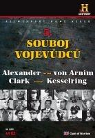 Souboj vojevůdců 5 - papírová pošetka DVD
