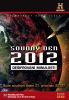 Soudný den 2012: Dešifrování minulosti - papírová pošetka DVD