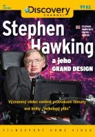 Stephen Hawking a jeho GRAND DESIGN - digipack DVD