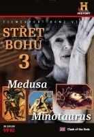 Střet bohů 3: Medusa, Minotaurus - digipack DVD