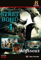 Střet bohů 4: Odysseus, Odysseus: Pomsta bojovníka - digipack DVD