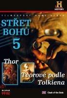 Střet bohů 5: Thor, Tvorové podle Tolkiena - digipack DVD