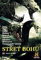 Střet bohů - speciální kolekce 5 DVD