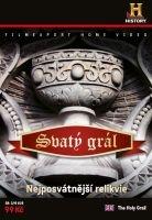 Svatý grál: Nejposvátnější relikvie - digipack DVD