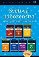 Světová náboženství očima profesora Hanse Künga (set 7 DVD) - papírové pošetky