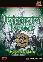 Tajemství koránu: Svatá kniha islámu - digipack DVD
