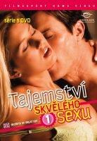 Tajemství skvělého sexu 1: Orgasmus a další skvělé prožitky - digipack DVD
