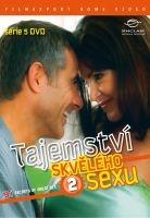 Tajemství skvělého sexu 2: Zdokonalování sexuálních prožitků - digipack DVD