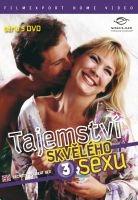 Tajemství skvělého sexu 3: Erotické hrátky a polohy pro pokročilé - digipack DVD