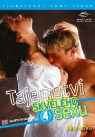 Tajemství skvělého sexu 4: 30 způsobů jak potěšit svého milence - digipack DVD