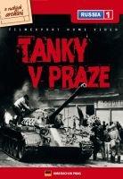 Tanky v Praze - papírová pošetka DVD
