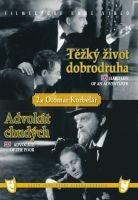 Těžký život dobrodruha / Advokát chudých - DVD box