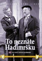 To neznáte Hadimršku - DVD box