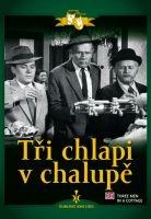 Tři chlapi v chalupě - digipack DVD