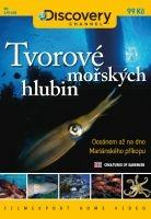 Tvorové mořských hlubin - digipack DVD