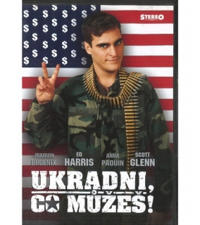 Ukradni, co můžeš! - DVD
