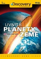 Uvnitř planety Země - digipack DVD
