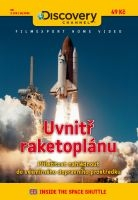 Uvnitř raketoplánu - papírová pošetka DVD
