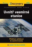 Uvnitř vesmírné stanice - papírová pošetka DVD