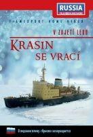 V zajetí ledu: Krasin se vrací - digipack DVD